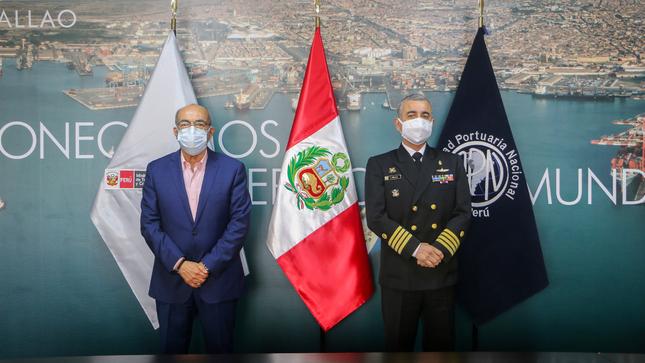 La ENAMM firma convenio interinstitucional con la APN