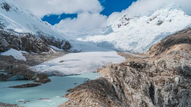El derretimiento de los glaciares de Perú es un presagio de lo que vendrá en América del Sur