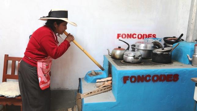 En 30 años Foncodes financió 59 mil 664 obras en las comunidades más pobres del Perú