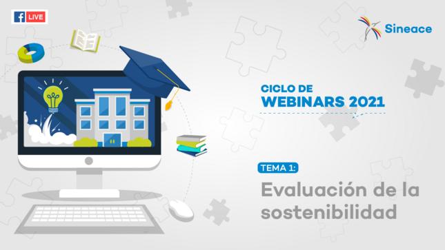 Realizarán webinar sobre evaluación de la sostenibilidad de los programas universitarios