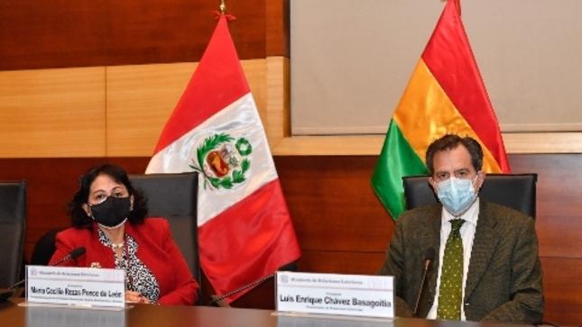 Perú y Bolivia: juntos frente a la amenaza del Tráfico Ilícito de Drogas