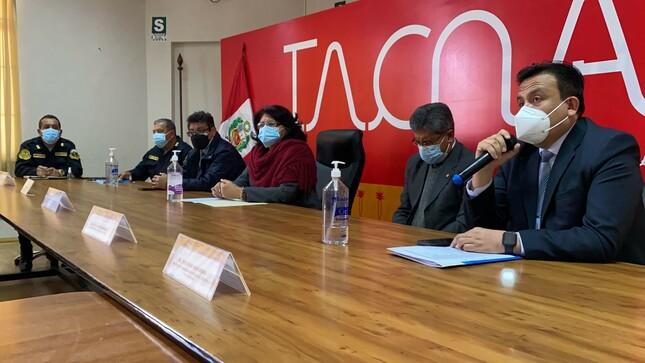 SaludPol y el Gobierno Regional de Tacna firmaron convenio de intercambio prestacional en salud