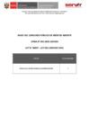 Vista preliminar de documento Concurso Público de Méritos Abierto CPMA N° 001-2021-DEVIDA - Jefe(a) de la Oficina General de Administración