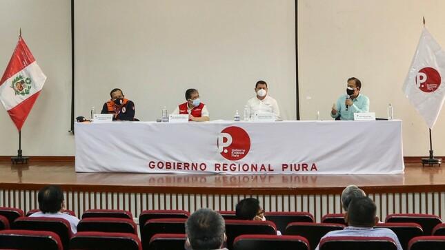Alcalde de Piura pide que MPP sea piloto nacional de buenas prácticas de control gubernamental