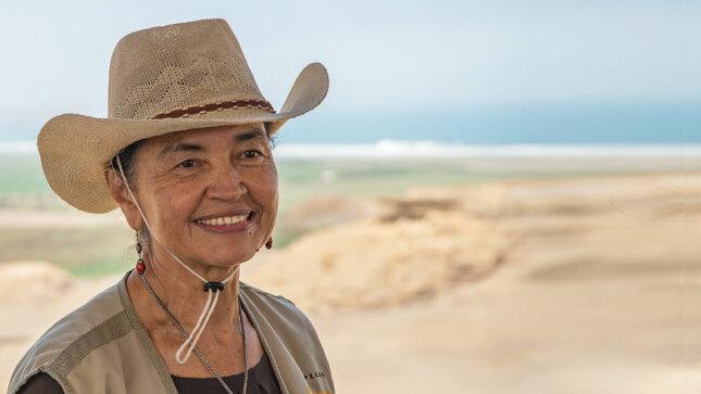 Arqueóloga Ruth Shady gana Concurso Bicentenario