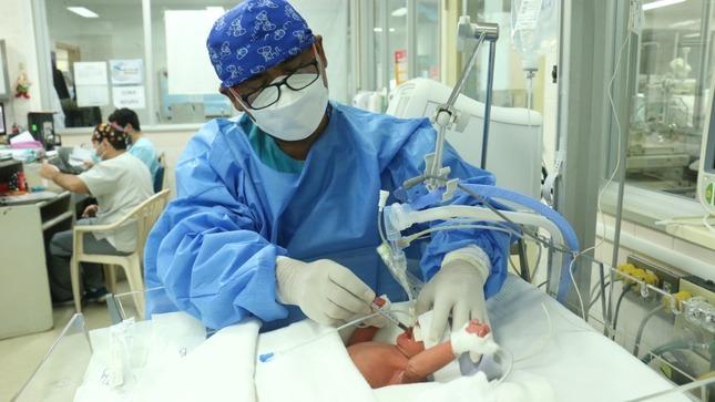La calostroterapia ayuda a fortalecer defensas en bebés prematuros