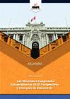 Vista preliminar de documento Relatoria: Las Elecciones Congresales Extraordinarias 2020: Perspectivas y retos para la democracia
