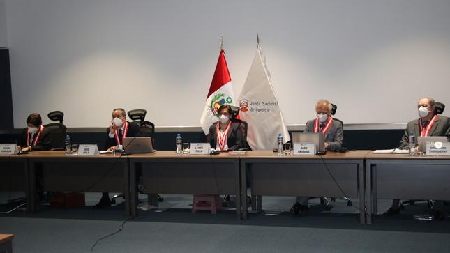 JNJ destituye a jueces Carmen Cabezas y Juan Tovar