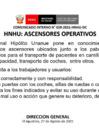 Vista preliminar de documento Comunicado Interno N° 029-2021-HNHU-OC