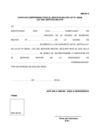 Vista preliminar de documento Carta de compromiso para el servicio militar - Anexo N° 8