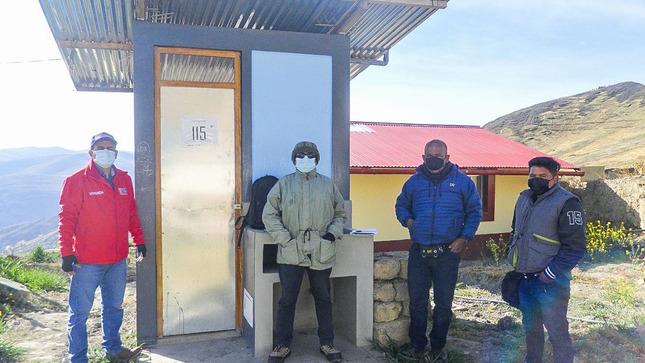 Cusco: Ministerio de Vivienda culmina obras de agua y saneamiento rural en Calca y Paucartambo