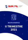 Vista preliminar de documento Boletín Estadístico II Trimestre 2021