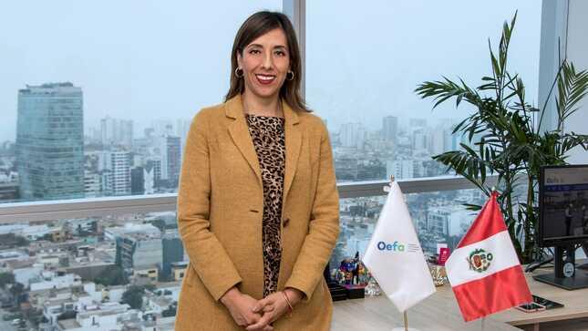 Encargan las funciones de Presidenta del Consejo Directivo del OEFA a Miriam Alegría Zevallos, Gerenta General del OEFA