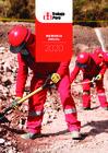 Vista preliminar de documento Memoria 2020 del programa Trabaja Perú