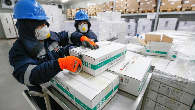 Ministerio de Salud distribuye más de 830 000 dosis de vacuna contra la Covid-19 a nivel nacional