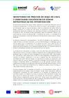 Vista preliminar de documento Monitoreo de Precios de Hoja de Coca y Derivados Cocaínicos en Zonas Estratégicas de Intervención Agosto 2021