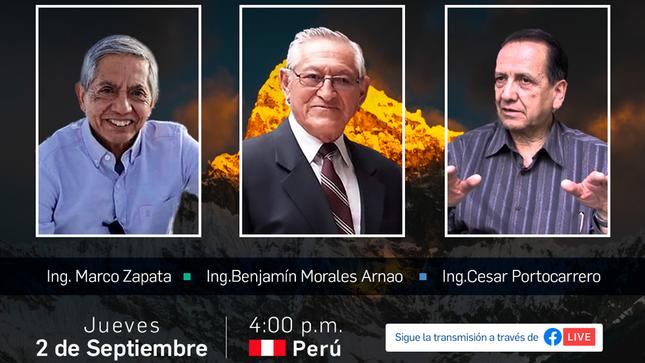 Reconocen a Investigadores ancashinos por su aporte en la ciencia de los glaciares y montañas del Perú