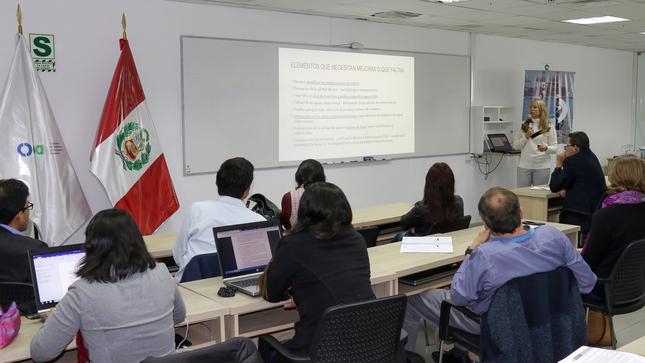 Modelo educativo del OEFA fue aprobado en el II Congreso Iberoamericano de Docentes