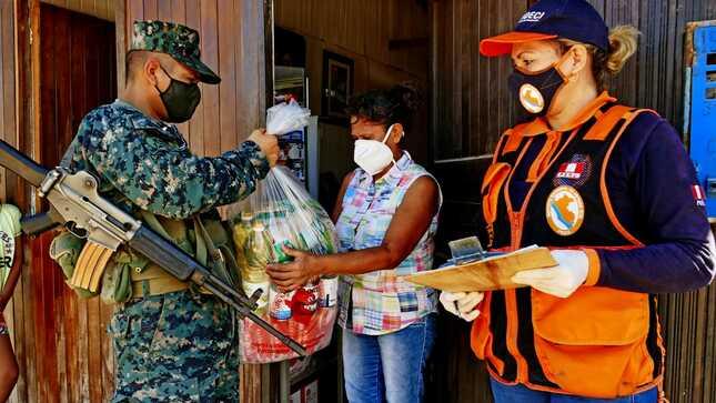 Operación Tayta fue reconocida como Buena Práctica en Gestión Pública