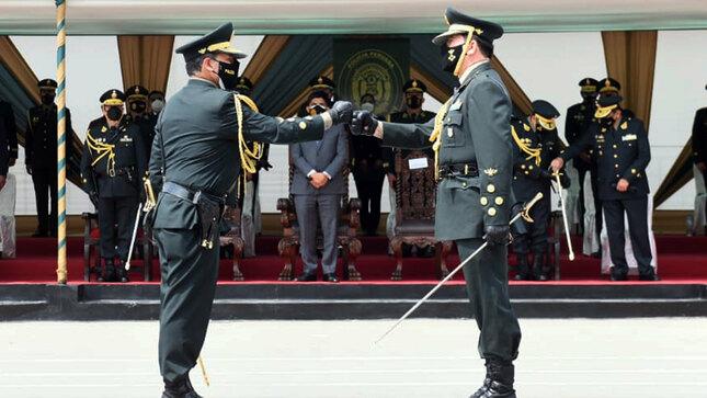 Cambios en Alto Mando se hicieron respetando la institucionalidad de la PNP