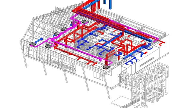 Pronis aplica tecnología constructiva BIM para la ejecución de los futuros hospitales del país