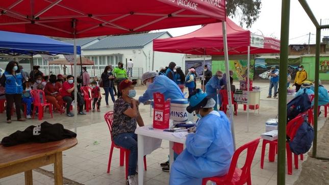 Cantagallo: Ministerio de Cultura participó en jornadas de vacunación contra la COVID-19 de ciudadanos Shipibo-Konibo