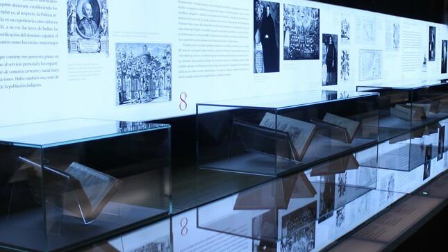 Se inaugura en Madrid muestra excepcional del Patrimonio Bibliográfico del Perú Virreinal