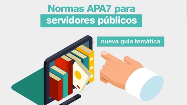 """Conoce la """"Guía de Normas APA7"""" que te ayudará a elaborar tu tesis"""