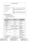 Vista preliminar de documento Pre-publicación de dos (02) fichas de homologación
