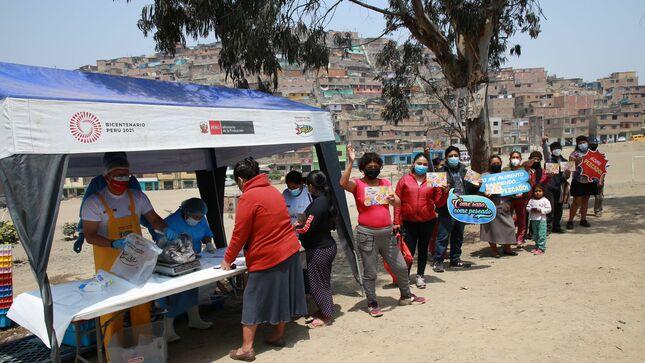 Produce colocará más de 16 toneladas de pescado fresco en Lima, Puno y Huancavelica