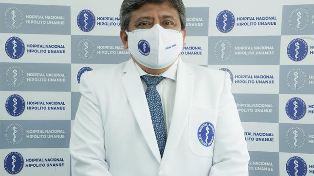 """Designan Director General de Hospital Nacional """"Hipólito Unánue"""""""