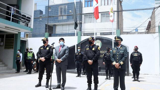 """Ministro Carrasco: """"Hoy falleció el más grande genocida en la historia del Perú"""""""