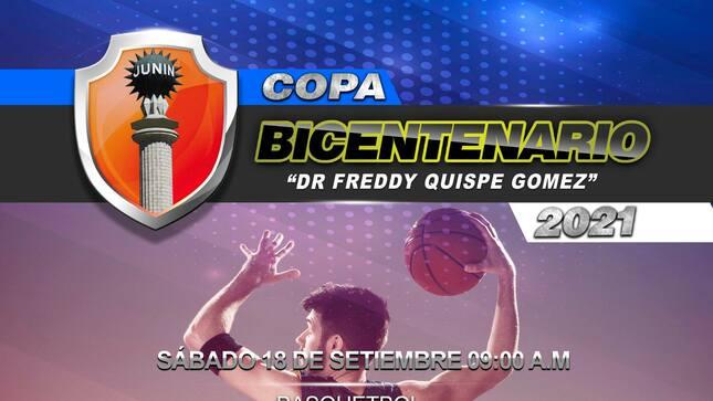 Campeonato copa bicentenario 2021 - basquetbol