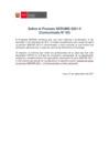 Vista preliminar de documento Sobre el Proceso SERUMS 2021-II (Comunicado N° 03)
