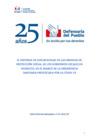 Vista preliminar de documento Serie Informes Especiales n.º 13 -2021-DP