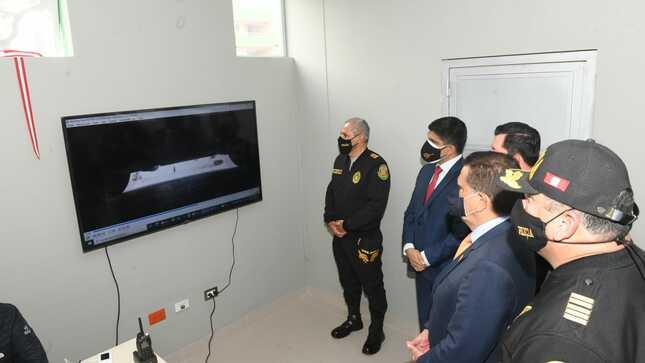 Trujillo: Comisarías podrán visualizar en tiempo real patrullaje de vehículos policiales