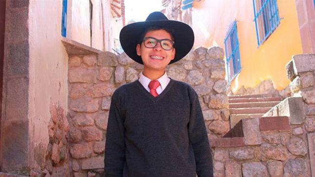 Conoce a Frank, el joven arqueólogo que participó en la recuperación de la Casa de Túpac Amaru II