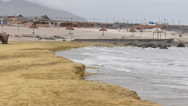 Municipalidad pide que se concluya proceso de remediación ambiental en borde costero de Ite