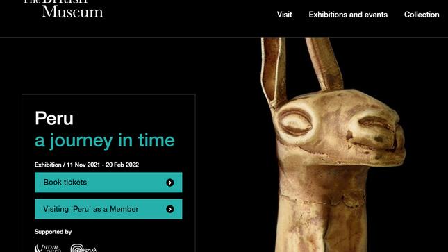 Peru in the British Museum