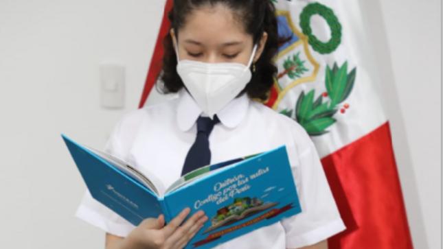Escolares en todo el Perú ya están participando en concurso de cuentos Ositrán
