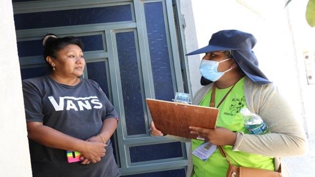 Encuesta para el Plan de Desarrollo Urbano en El Alto
