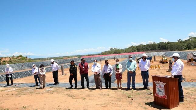 Inauguran sistema integral de residuos sólidos que beneficiará a más de 120 000 habitantes de Moyobamba