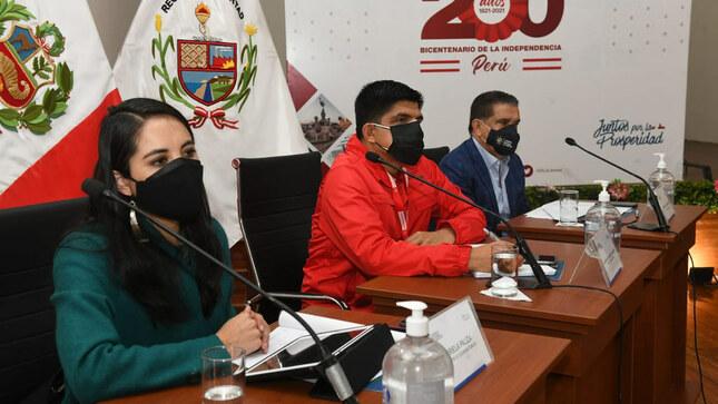 Trinomio entre PNP, autoridades y ciudadanía es crucial contra el crimen y el delito