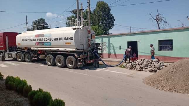 Gobierno garantiza que EPS del país continúen abastecimiento de agua potable sin costo a familias vulnerables