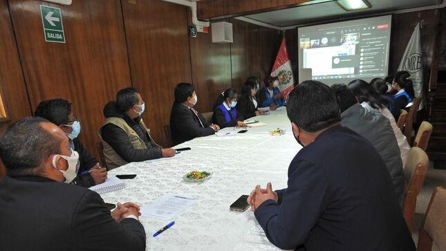 Defensoría del Pueblo impulsa reactivación de Mesa de Gestión Migratoria en Puno
