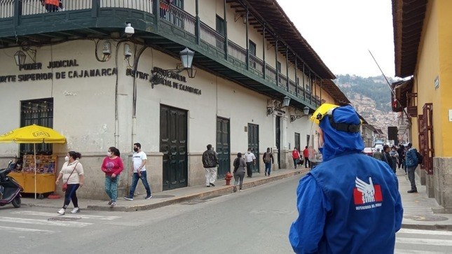 Defensoría del Pueblo: institutos superiores de Jaén y San Ignacio deben garantizar reserva de vacantes a personas con discapacidad
