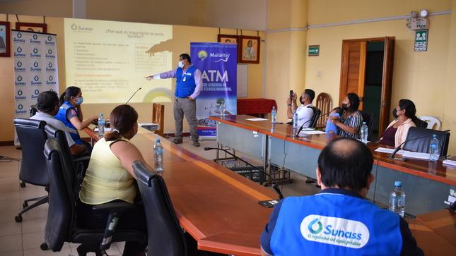 Ucayali: Sunass capacitó a organizaciones comunales de Coronel Portillo sobre metodología para fijar valor de cuota familiar