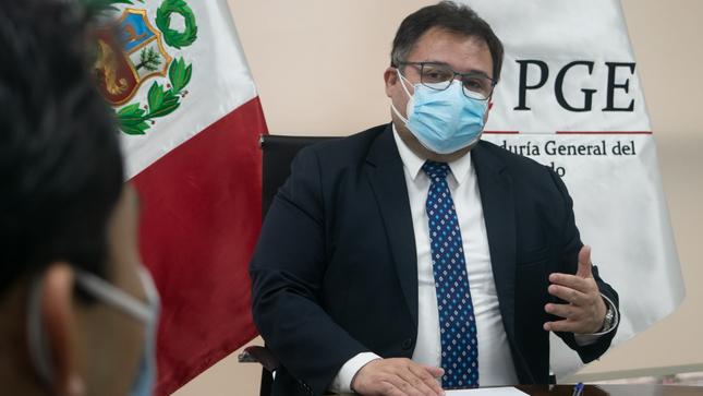 Procurador General del Estado presenta demanda de amparo en el caso Abimael Guzmán Reinoso