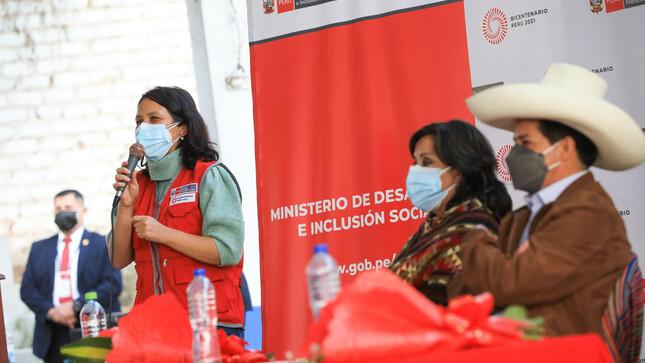Ministra Anahí Durand: trabajamos para una mayor autonomía económica de las mujeres