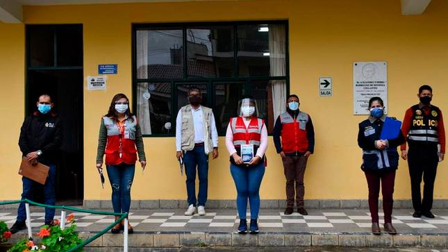 Programa Alerta Amazonas: el Indecopi con entidades aliadas fiscalizan que se salvaguarden los derechos de la ciudadanía de la región
